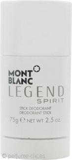 Mont Blanc Legend Spirit Desodorante en Barra 75g