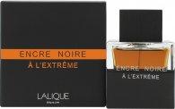 Lalique Encre Noire A L`Extreme Eau de Parfum 100ml Vaporizador