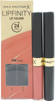Max Factor Lipfinity Color de Labios - 150 Bare