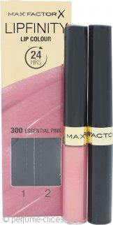 Max Factor Lipfinity Color de Labios - 300 Pink