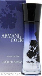 Giorgio Armani Code Eau de Parfum 30ml Vaporizador