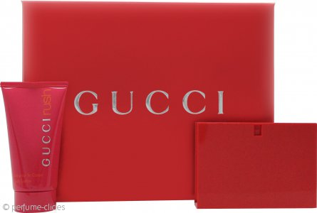 Gucci Rush Set de Regalo 30ml EDT + 50ml Loción Corporal