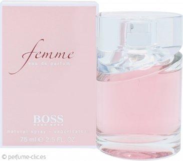 Hugo Boss Femme Eau de Parfum 75ml Vaporizador