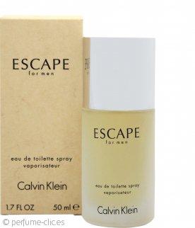 Calvin Klein Escape Eau de Toilette 50ml Vaporizador