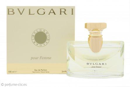 Bvlgari Pour Femme Eau de Parfum 100ml Vaporizador