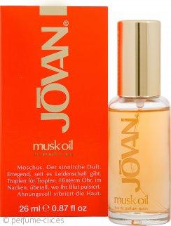 Jovan Musk Oil Eau de Parfum 26ml Vaporizador