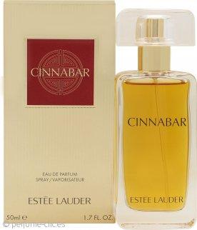 Estee Lauder Cinnabar Eau de Parfum 50ml Vaporizador
