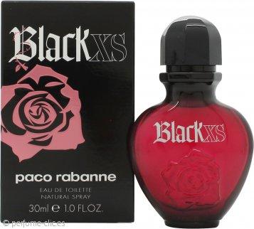 Paco Rabanne Black XS Eau de Toilette 30ml Vaporizador