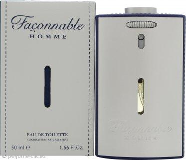 Faconnable Faconnable Homme Eau de Toilette 50ml Vaporizador