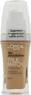 L'Oreal True Match Base 30ml - W3 Golden Beige