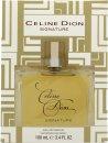 Celine Dion Celine Dion Signature Eau de Toilette 100ml Vaporizador