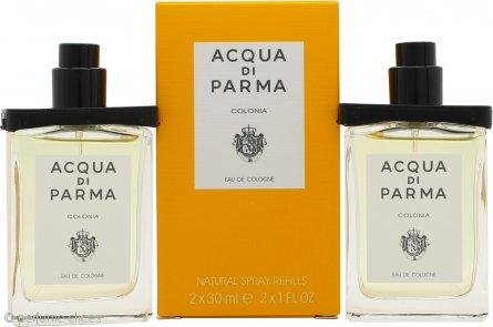 Acqua di Parma Colonia Set de Regalo 2 x 30ml EDC Recambios de Viaje