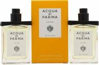 Acqua di Parma Colonia Set de Regalo 180ml EDC + Botella Metálica