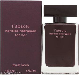 Narciso Rodriguez for Her L'Absolu Eau de Parfum 50ml Vaporizador