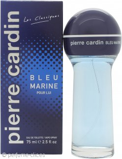 Pierre Cardin Bleu Marine Pour Lui Eau de Toilette 75ml Vaporizador