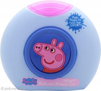 Peppa Pig Snorting Gel de Baño y Ducha 250ml