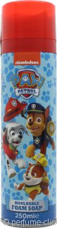 Paw Patrol Mouldable Espuma de Jabón 250ml