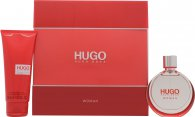 Hugo Boss Hugo Set de Regalo 50ml EDP + 100ml Loción Corporal