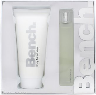 Bench Bench For Her Set de Regalo 50ml EDT Vaporizador + 175ml Loción Corporal