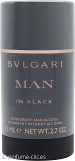 Bvlgari Man In Black Desodorante en Barra 75ml
