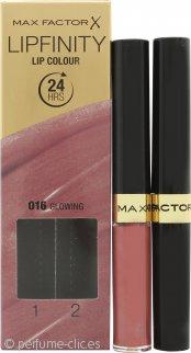 Max Factor Lipfinity Color de Labios - 016 Glowing