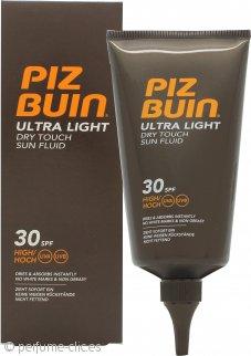 Piz Buin Ultra Light Dry Touch Líquido Solar 150ml FPS 30