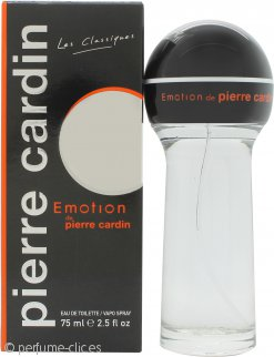 Pierre Cardin Emotion Eau de Toilette 75ml Vaporizador