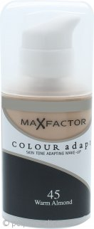Max Factor Colour Adapt Base 34ml - #45 Almendra Cálida