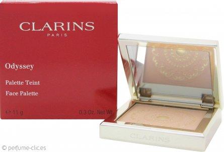 Clarins Odyssey Paleta Facial 11g
