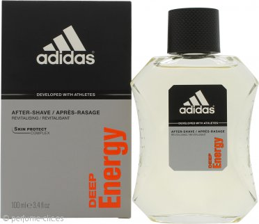 Adidas Deep Energy Aftershave 100ml Loción