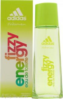 Adidas Fizzy Energy Eau de Toilette 50ml Vaporizador