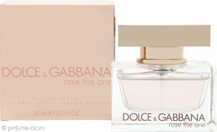 Dolce & Gabbana Rose The One Eau de Parfum 30ml Vaporizador