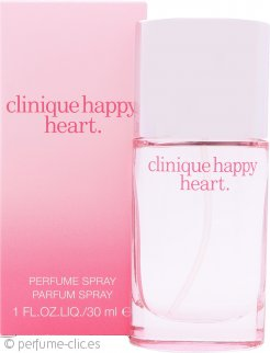 Clinique Happy Heart Eau de Parfum 30ml Vaporizador
