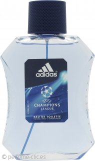 Adidas UEFA Champions League Edition Eau de Toilette 100ml Spray
