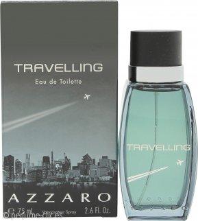 Azzaro Travelling Eau de Toilette 75ml Vaporizador