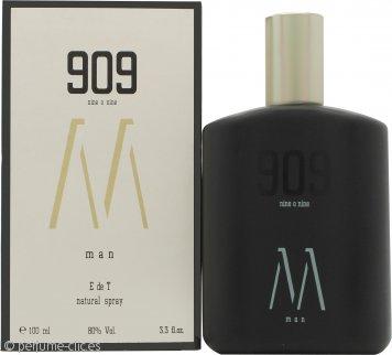 909 Top to Toes Man Eau de Toilette 100ml Vaporizador