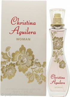 Christina Aguilera Woman Eau de Parfum 50ml Vaporizador