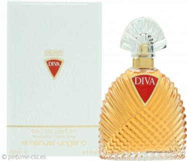 Ungaro Diva Eau de Parfum 100ml Vaporizador