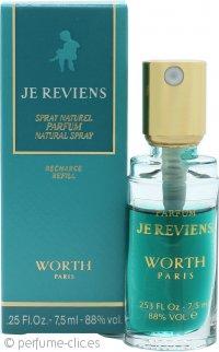 Worth Je Reviens Eau de Parfum 7.5ml Recambio Vaporizador