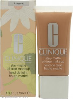 Clinique Stay-Matte Oil-Free Maquillaje 30ml - 6 Ivory