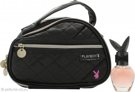 Playboy Play It Spicy Set de Regalo 30ml EDT + Bolsa Cosméticos