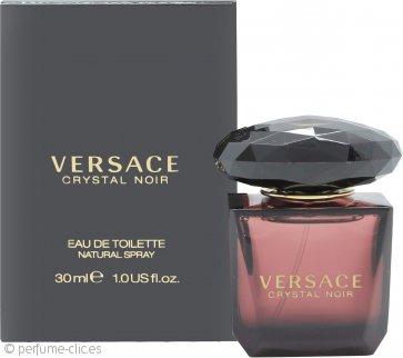 Versace Crystal Noir Eau de Toilette 30ml Vaporizador