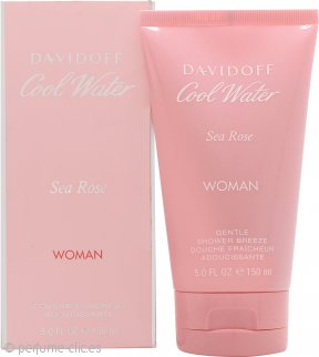 Davidoff Cool Water Sea Rose Gel de Ducha 150ml