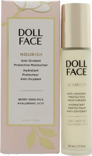 Doll Face Beauty Hidratante Protector Anti-Oxidante Nutritivo 50ml
