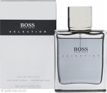 Hugo Boss Selection Eau de Toilette 50ml Vaporizador