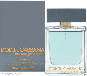 Dolce & Gabbana The One Gentleman Eau de Toilette 50ml Vaporizador