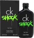 Calvin Klein CK One Shock Eau de toilette 100ml Vaporizador