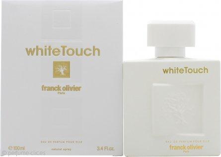Franck Olivier White Touch Eau de Parfum 100ml Vaporizador