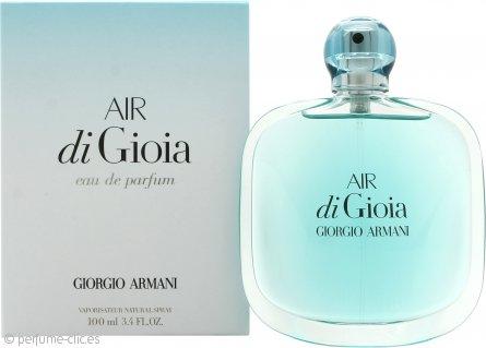 Giorgio Armani Air di Gioia Eau de Parfum 100ml Vaporizador