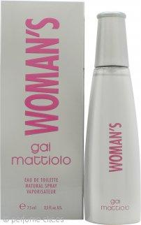 Gai Mattiolo Woman's Eau de Toilette 75ml Vaporizador